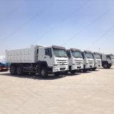 Autocarri con cassone ribaltabile resistenti del ribaltatore del camion 6*4