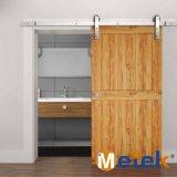 ステンレス鋼の木の引き戸のハードウェア