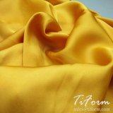 Полиэстер Satin шифон для создания женских моды одежды для одежды на внутренней панели боковины