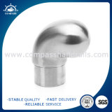 Extremo plano codo para Stainles Steel Balulstrade