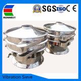 Equipamento de peneira vibratória Circular Rotativo redonda