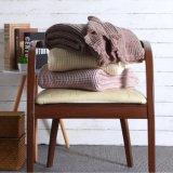 染まる多機能の明白長綴じるオフィス(02Y0006)のための綿毛布を