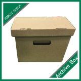 Commerce de gros emballages en carton solide boîte fait sur mesure pour outils