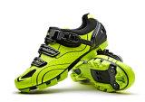 道のバイクはカーボン5ドル紙幣の循環の靴の人の競争サイクルの靴に蹄鉄を打つ