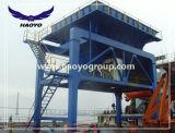 Schienenbeweglicher Portzufuhrbehälter
