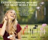 Лидирующее нового металла типа материальное в наушнике Stereo уха