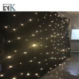 党イベントの装飾のための耐火性LEDの星のカーテンの布