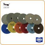 4-дюймовый Super Diamond сухой шлифовки блока для Counter-Top и конкретные