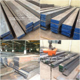 Aço de ferramenta de aço do molde frio liso frio de grande resistência do trabalho Cr12 da barra redonda D3 SKD1 1.2080 do trabalho