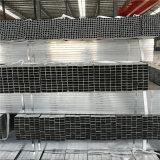 Tubo de acero cuadrado Pre-Galvanized marca Youfa tubo Gp