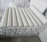 Granito bianco della perla del materiale da costruzione che pavimenta le mattonelle del pavimento non tappezzato