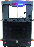 Industrielles Reinigungs-Geräten-große Fahrt auf Straßen-Kehrmaschine-Maschine