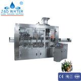 Автоматическая установка для розлива пива бутылки из стекла или пластика