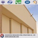 Sinoacme fabrizierte Stahlrahmen-Flugzeug-Hangar vor
