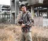 Sand-Pythonschlange-Armee konstante jagenSoftshell wasserdichte Militärumhüllung