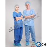 Disposable Surgical Sterile Software Doctor Scrub Follows with Short Sleeves