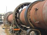 De Roterende Oven van het cement die voor Clinker Calcineren voor Hete Verkoop wordt gebruikt