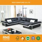 D3309 estilo moderna sala de estar sofá de Reclinação de couro
