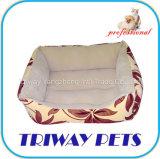 Haut Quaulity Soft chien chat lit Pet (WY101086-2A/C)