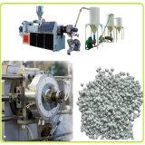 Linha de produção plástica macia da peletização do PVC