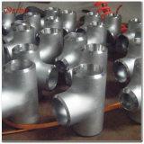 T dell'acciaio inossidabile di Dn300 Sch40s ASTM A403 Inox 304L