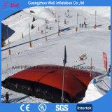 Sacchetto di aria di corsa con gli sci di Freedrop di alto di caduta grande di aria del sacchetto salto gonfiabile dello Snowboard grande per il salto