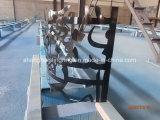 Aluminium-/Stahlpfosten-Wand-Umhüllung hergestellt in China