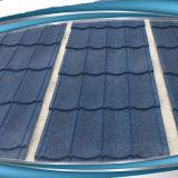 Плитки крыши металла камня материалов толя здания Coated стальные