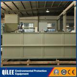 Unidad automática de la preparación del polímero del tratamiento de la agua en circulación