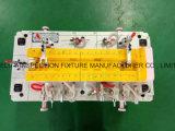 Dispositif de contrôle automatique personnalisé pour les pièces en plastique de haute qualité et bonne apparence