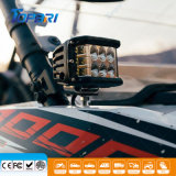Doppel- seitliches Auto-Arbeits-Licht des tireur-Würfel-12V 60W LED