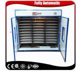 Super automatische 5280 Huhn-Ei-Inkubatoren, die Maschine mit Cer Appproved ausbrüten
