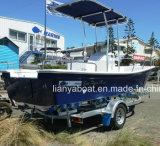 Liya 5.8Meter Panga Barcos trabalho de PRFV construtores de barcos