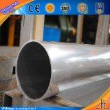 Quadratische Aluminiumrohrleitung