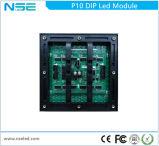P10 mergulho exterior de Serviço Dianteiro 1r1g1b módulo LED