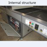 Secador de curado UV de metal para Vitrocerámica madera impresión en tela de cuero