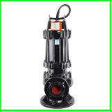 bomba de água de esgoto sanitária submergível do preço em o abastecedor elétrico da sução da água da inundação da bomba da lama 22kw