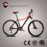 알루미늄 합금 특별하 모양 관 프레임 Acera M390 27 속도 산악 자전거