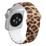 Para Apple assistir a banda de Silicone pulseiras banda pulseira de Borracha