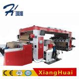 고속 고품질 4 색깔 기계를 인쇄하는 4개의 색깔 Flexo