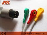 Cable de una sola pieza de Colin Bp308 ECG