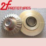 Bonne finition de pièces de haute précision de l'usinage CNC