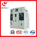 apparecchiatura elettrica di comando compatta completamente isolata 12kv con l'effetto ad arco del gas Sf6