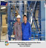 Gips-Pflaster-Vorstand-Herstellung-Prozess-Maschinerie