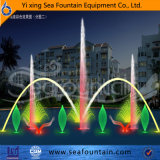 Полноцветные светодиодные индикаторы озера фонтан с плавающей запятой