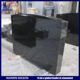 Arco all'ingrosso dei Headstones in granito nero dello Shanxi