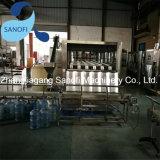 작은 병에 넣어진 물 씻기 및 충전물 및 밀봉 생산 라인