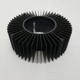 Kundenspezifischer Aluminiumstrangpresßling-Kühlkörper für LED-hohes Bucht-Licht