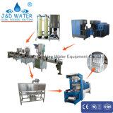 Mini de embotellado de agua mineral maquinaria de planta de llenado