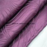 Tissu polyester de bonne qualité à bas prix Hôtel rideaux Rideaux occultants utilisé